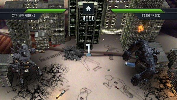 《环太平洋》官方授权ar实景对战游戏推荐