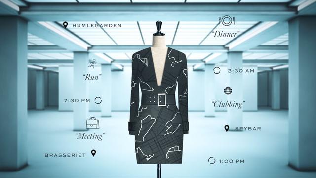 谷歌和H&M搞了一款APP 推荐的衣服都特适合你