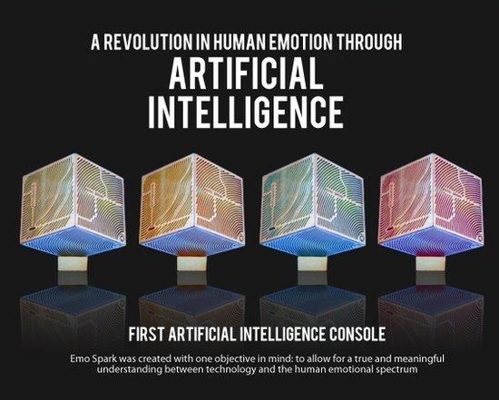 家用智能控制台问世 能准确了解你的情绪