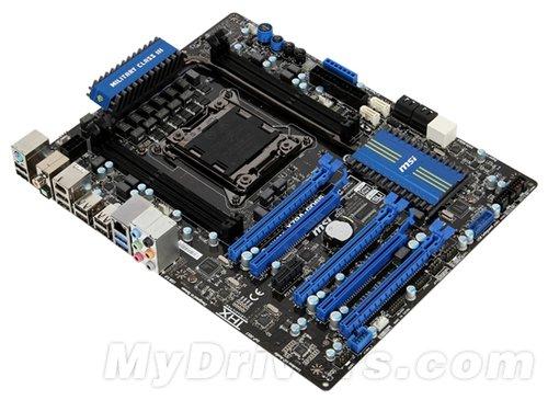 微星mATX小板X79现身 第三代军规标准