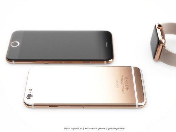 iPhone 6s八大特色抢先看 或已投产