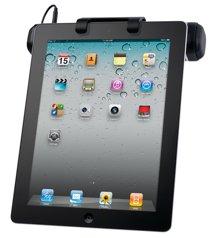 可续航8小时 罗技推出iPad专用扬声器