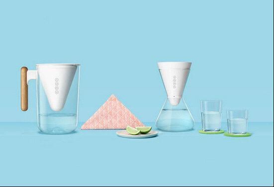 Soma滤水器:出众设计改变使用体验