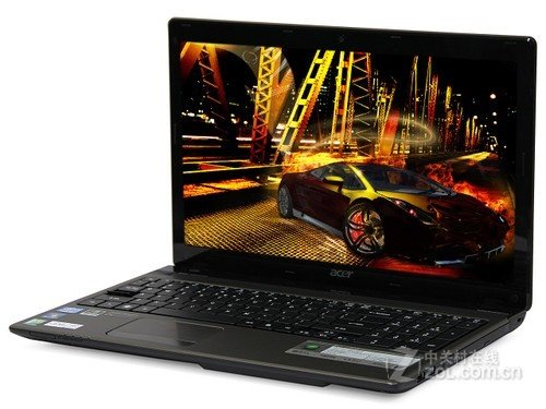 i5芯540M独显 宏碁5750G游戏本4300元