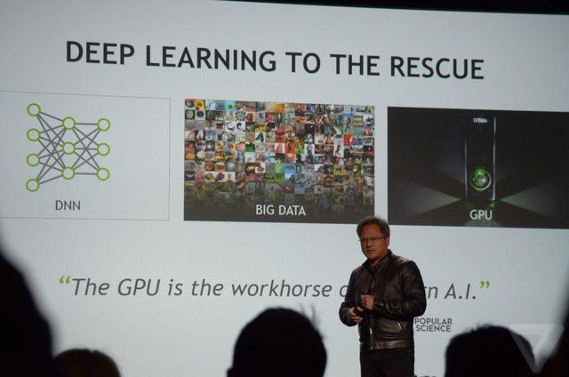 Nvidia推出专为自动驾驶汽车研发的超级电脑