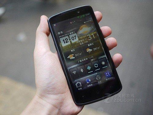 HD高清大屏 双核LG LU6200售价1699