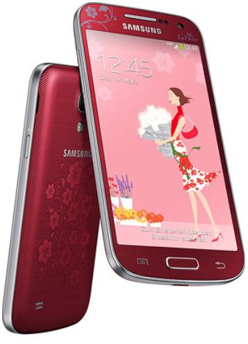 三星发布女性专属版S4 mini 下月开卖约3460元