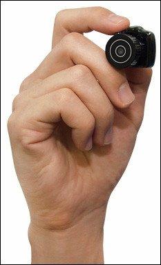 指尖盗摄神器 世界最轻最小伪单反