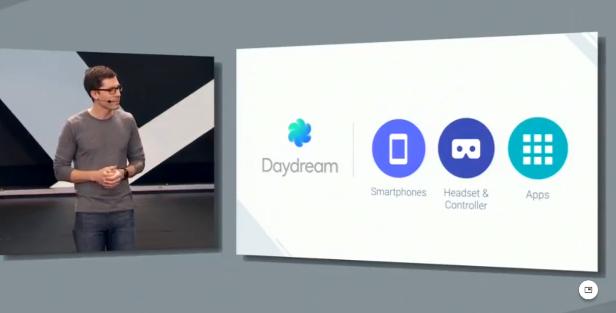 谷歌发布VR系统Daydream Ready系统 从零开始建立移动VR的统一标准