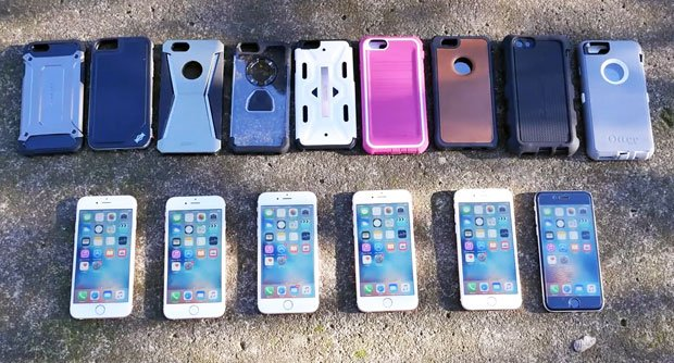 iPhone 6s����12����׽��е������