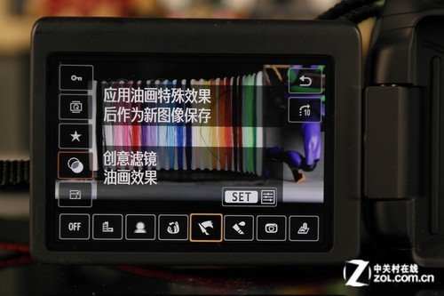 1800万像素触屏单反 佳能EOS 650D评测