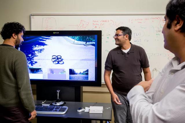 微软推开源无人机模拟器 野心原来是自动驾驶
