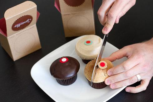 纸杯蛋糕自动售货机纽约亮相 24小时享受甜品