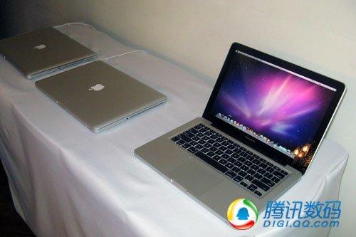 苹果在中国推出新版MacBook Pro笔记本