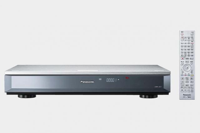 松下首款4K蓝光播放器下月开售 内置3TB硬盘