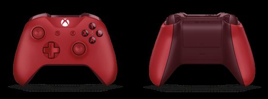 微软发布两款妖艳配色Xbox One手柄 充满层次感