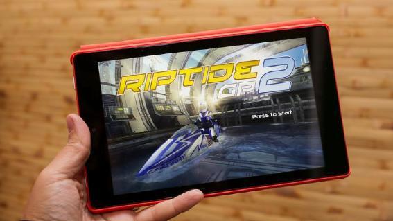 亚马逊新款Fire HD 8评测:优秀的低端平板