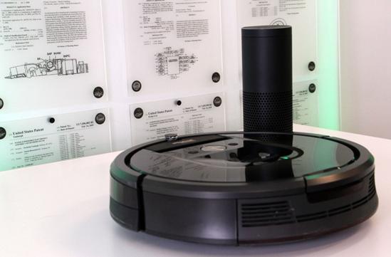 iRobot扫地机器人即将加入Alexa语音支持