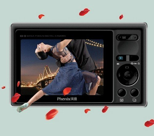 国产3D相机横空出世 凤凰PH-C1新品DC