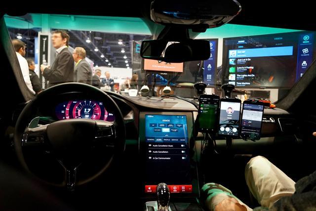 CES:加速智能连接