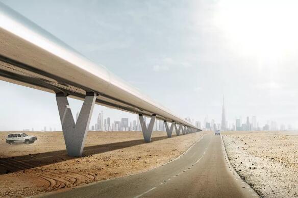 超级高铁公司再曝新创意:搭载自动驾驶汽车