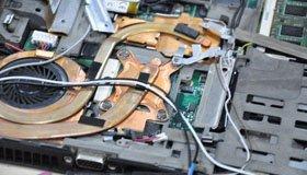 第一步:CPU风扇是清理的重点