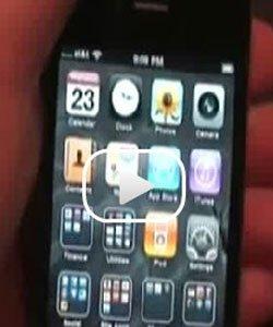 iPhone 4屏幕黄斑