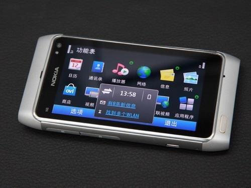 Driod X夺冠  全球10大全触屏手机排名