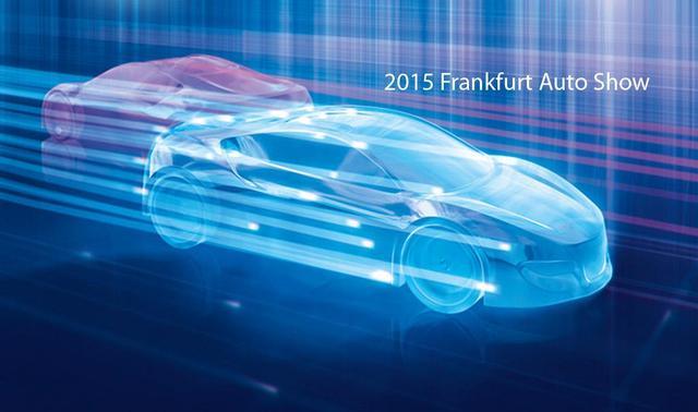 【车智汇】2015法兰克福车展上的那些黑科技