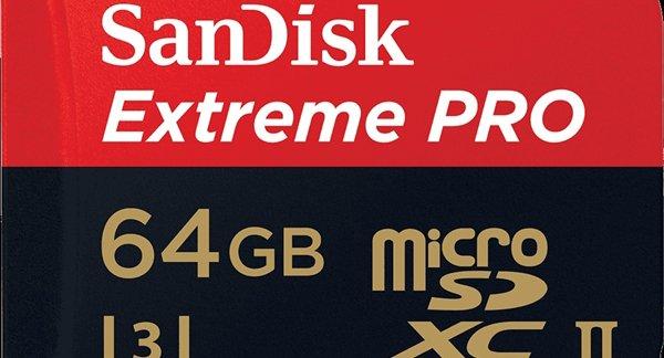 闪迪推出新款microSD卡 读取速度高达275MB/s