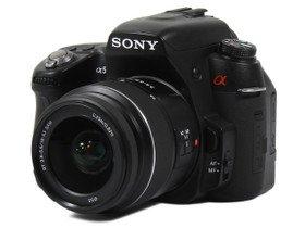 最佳单反相机参评产品:索尼A580
