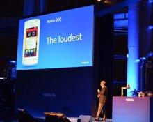 诺基亚600――声音最大的智能手机