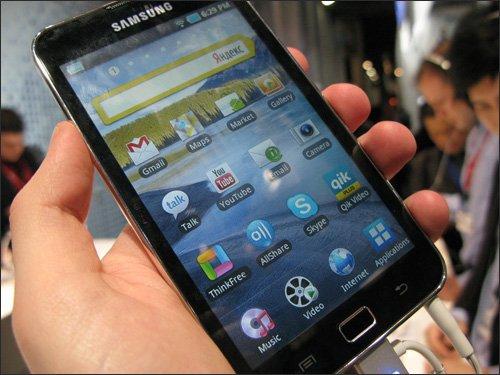 三星Galaxy Tab 8.9预购定价3000元
