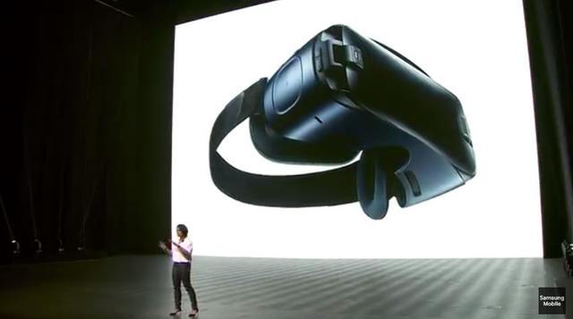 Gear VR新版 只换了Type-C接口小改款