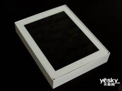 4G版市场热卖 New iPad 16GB报价4599元