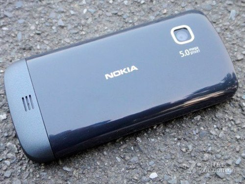 S60塞班智能触控 诺基亚C5-03暑促优惠