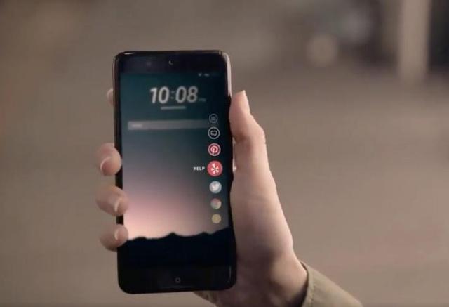 HTC Ocean截图曝光 引进Edge Sense边缘触控功能