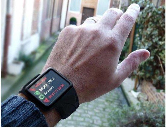 顯示屏更給力法國智能手錶VEA Buddy亮相