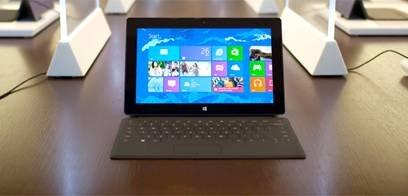 RT版微软Surface平板电脑一周使用体验