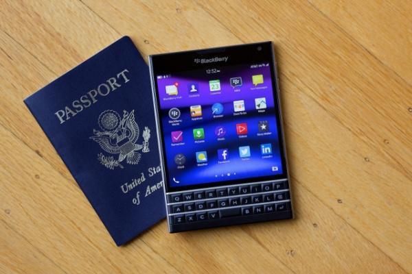 黑莓Passport预订破20万 6小时售罄
