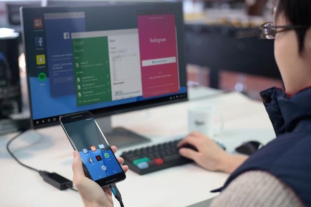 这个Android ROM够让你的智能手机变成台式机