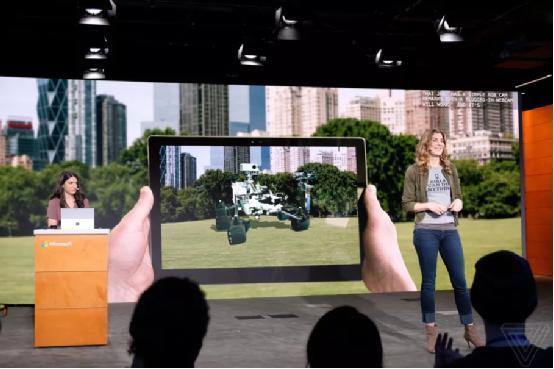 微软将为Win10带来混合现实观看功能