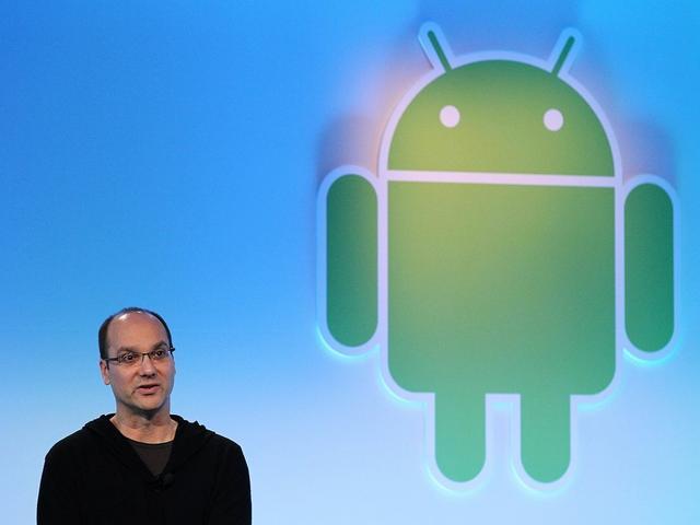 安卓之父重返手机领域 新机将媲美iPhone 7