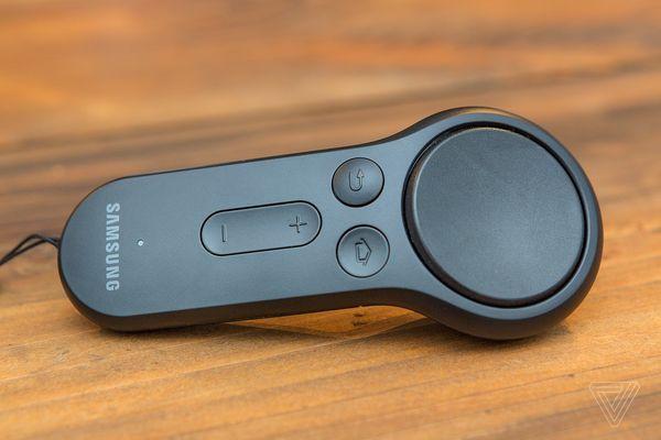 Gear VR控制器体验:操作更方便就是有点贵