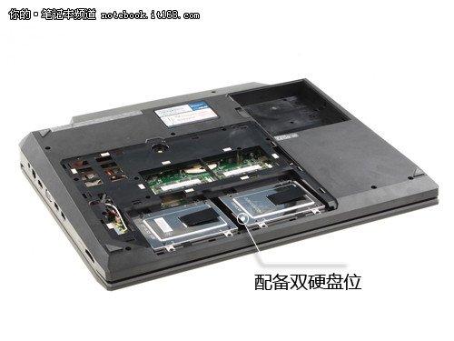 ASUS G74S高端游戏本评测 配17寸3D屏