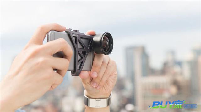 ExoLens蔡司镜头 让手机也能拍出大片