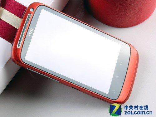 强性能高品位 红色HTC Desire S赏析