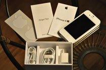 美版iPhone 4S配件全家福