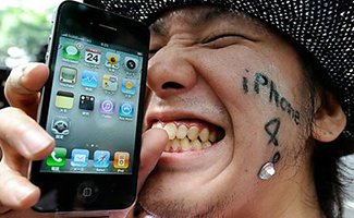 iPhone 4和4S仍是销量的主力军
