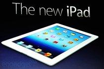 苹果发布新一代iPad